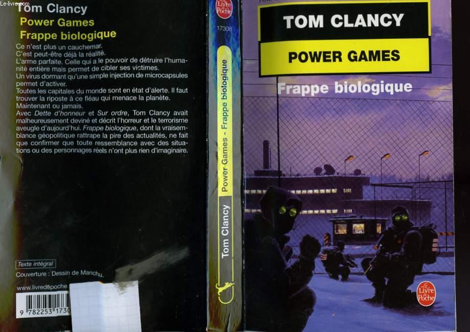 POWER GAMES - FRAPPE BILOGIQUE