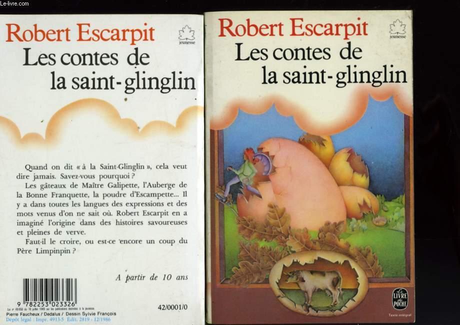 LES CONTES DE LA SAINT GLIN-GLIN