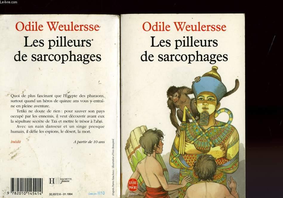LES PILLEURS DE SARCOPHAGES