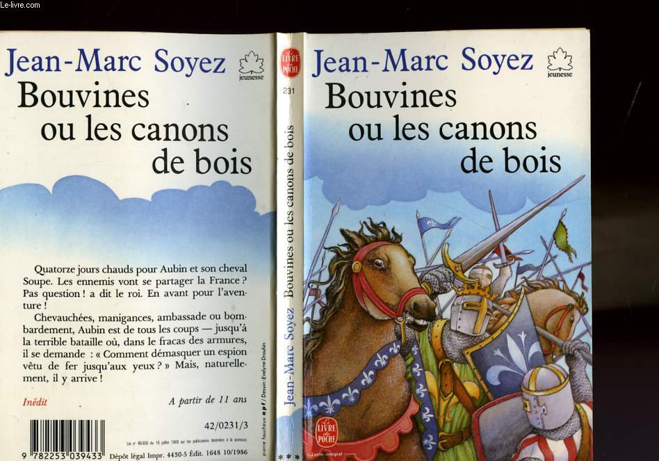 BOUVINES ET LES CANONS DE BOIS