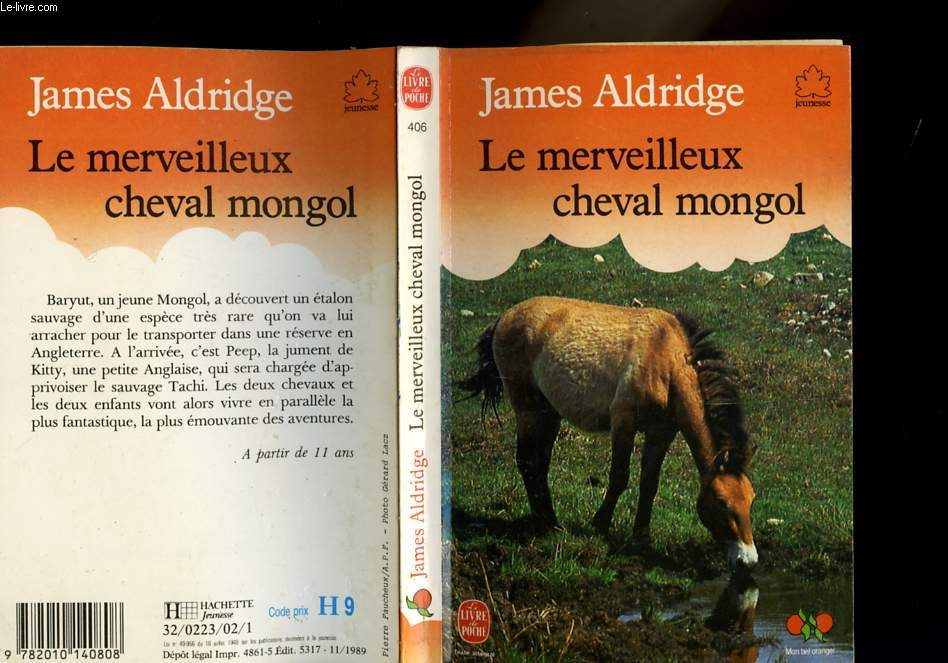 LE MERVEILLEUX CHEVAL MONGOL
