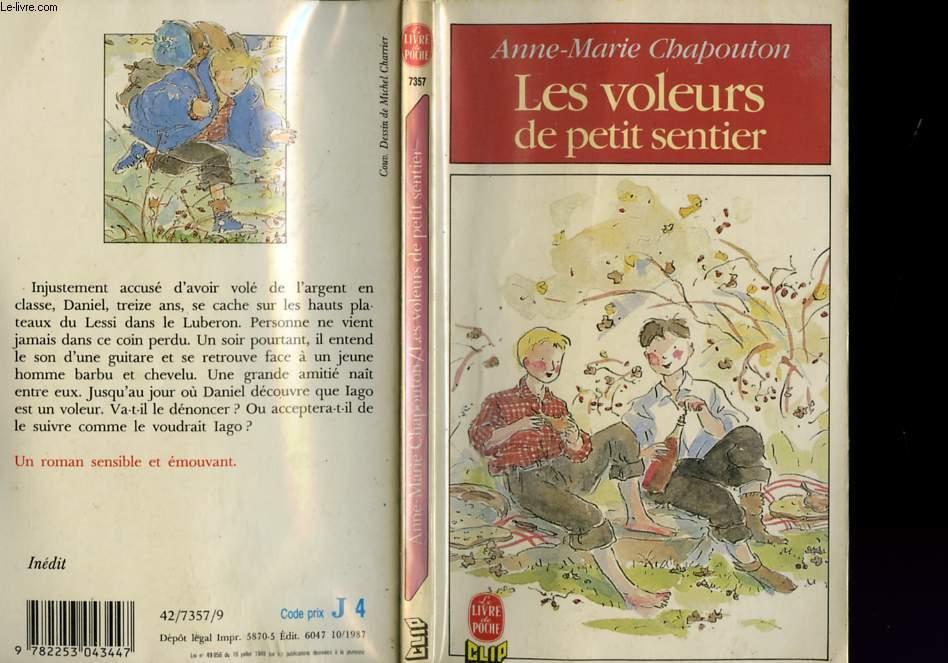 LES VOLEURS DE PETIT SENTIER