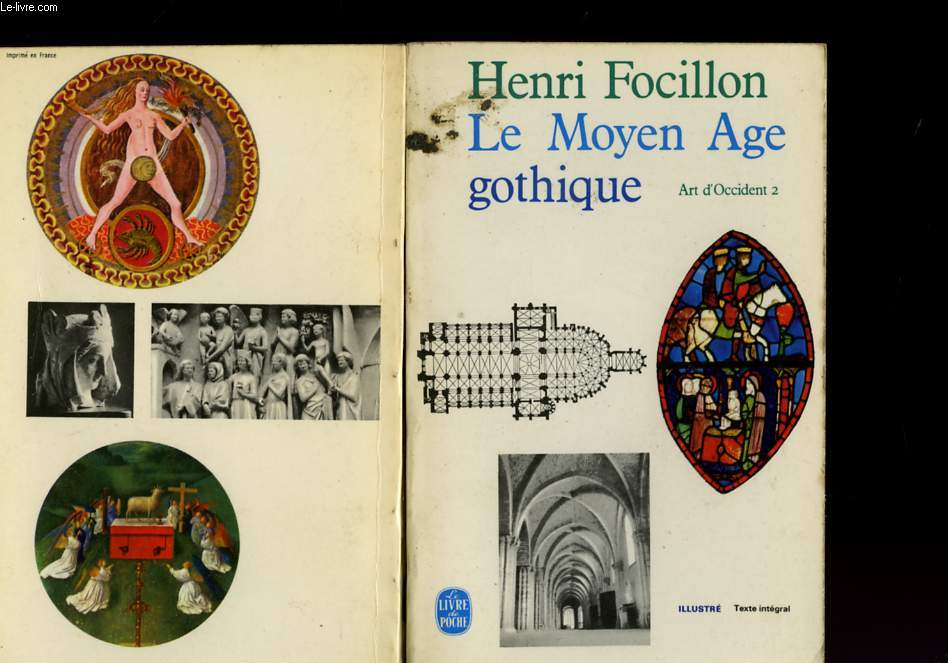 LE MOYEN AGE GOTHIQUE - ART D'OCCIDENT 2