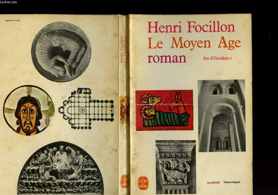 LE MOYEN AGE ROMAN - ART D'OCCIDENT 1