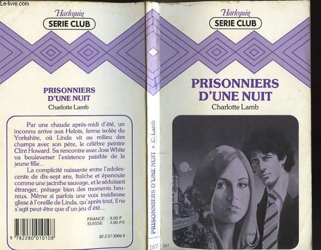 PRISONNIERS D'UNE NUIT