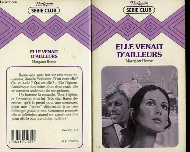 ELLE VENAIT D'AILLEURS