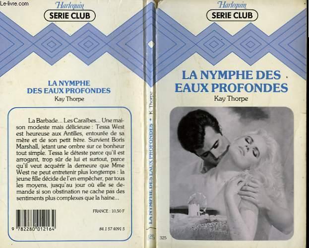 LA NYMPHE DES EAUX PROFONDES