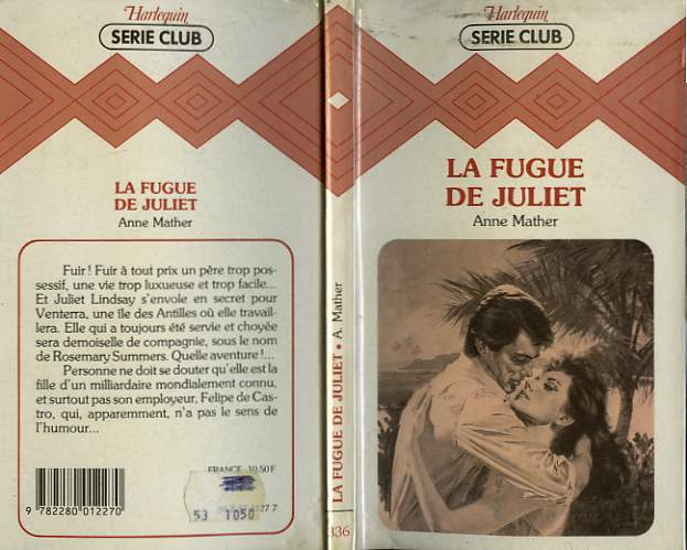 LA FUGUE DE JULIET