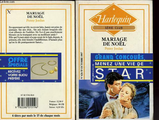 MARIAGE DE NOEL - A REASON FOR MARRIAGE