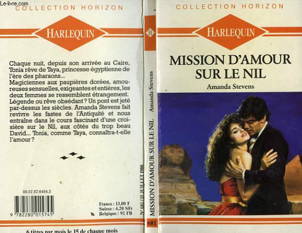 MISSION D'AMOUR SUR LE NIL - THE DREAMING