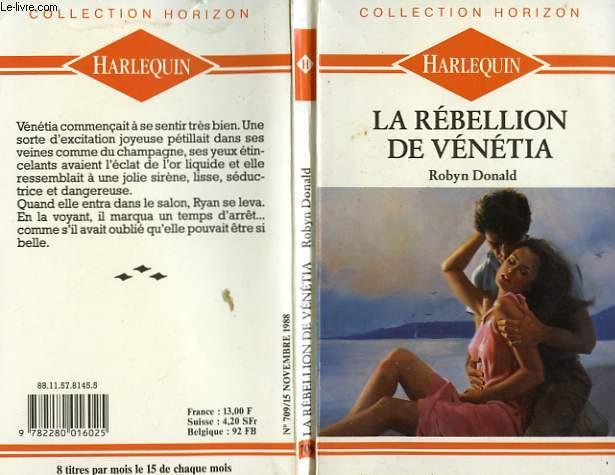 LA REBELLION DE VENETIA - SMOKE IN THE WIND