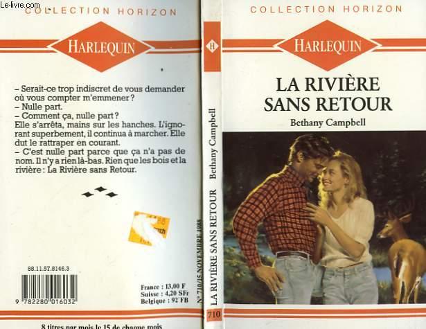 LA RIVIERE SANS RETOUR - FLIRTATION RIVER