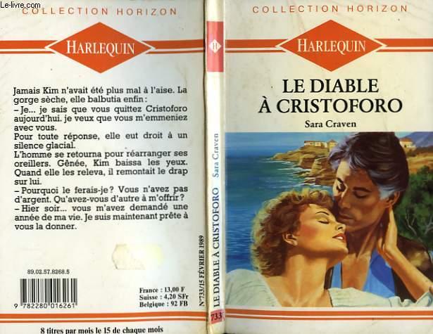 LE DIABLE A CRISTOFORO - DEVIL AND THE DEEP SEA