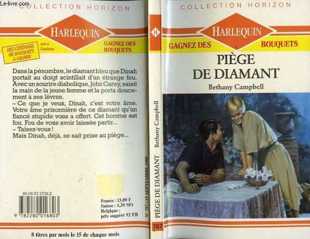 PIEGE DE DIAMANT - THE DIAMOND TRAP