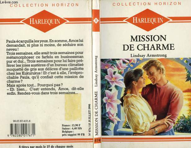 MISSION DE CHARME - ONE MORE NIGHT