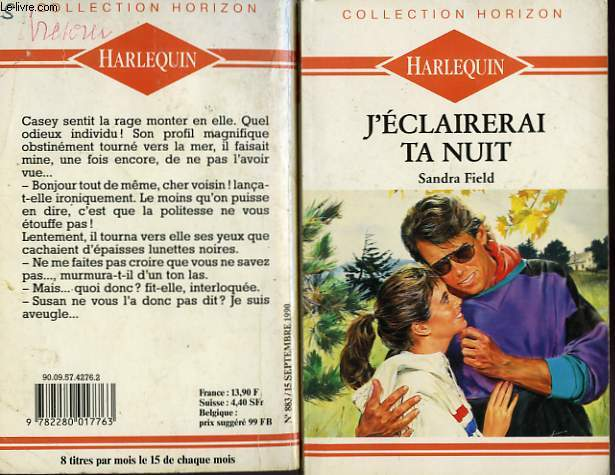 J'ECLAIRERAI TA NUIT - LOVE AT FIRST SIGHT
