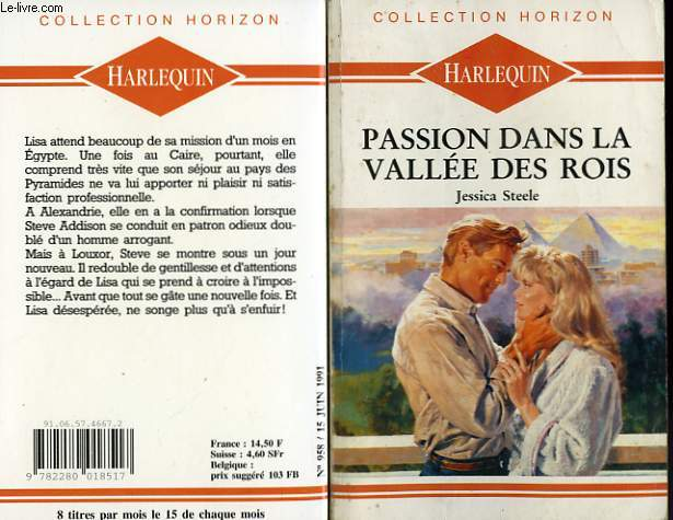 PASSION DANS LA VALLEE DES ROIS - A FIRST TIME FRO EVERYTHING