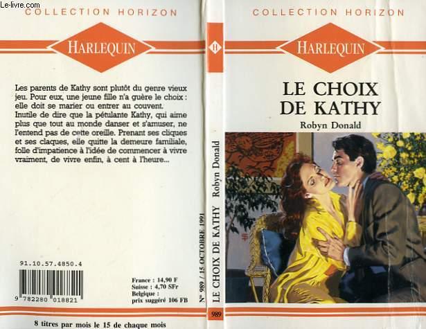 LE CHOIX DE KATHY - NO PLACE TOO FAR