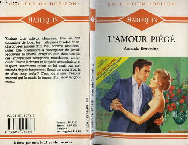 L'AMOUR PIEGE - WEB OF DECEIT