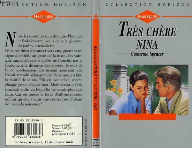 TRES CHERE NINA - NATURALLY LOVING