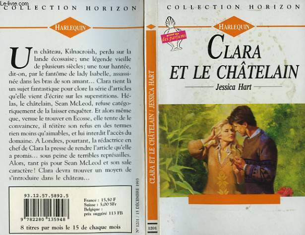 CLARA ET LE CHATELAIN - THE BECKONING FLAME