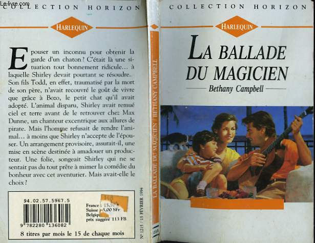 LA BALLADE DU MAGICIEN - THE LADY AND THE TOMCAT