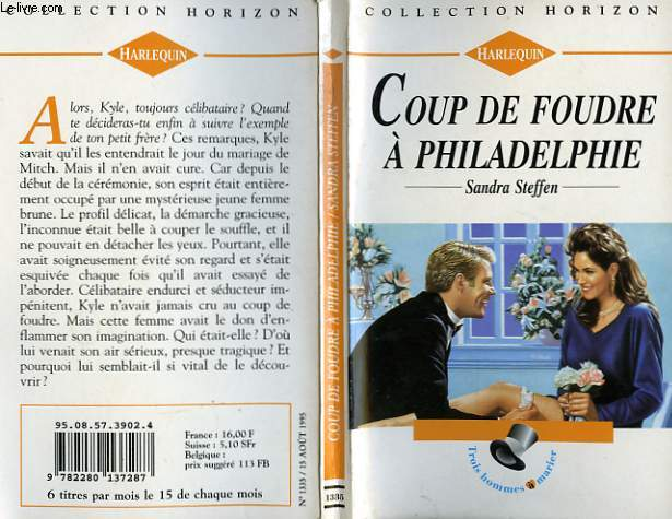 Coup de foudre a philadelphie bachelor at the wedding steffen sandra - Coup de foudre traduction anglais ...