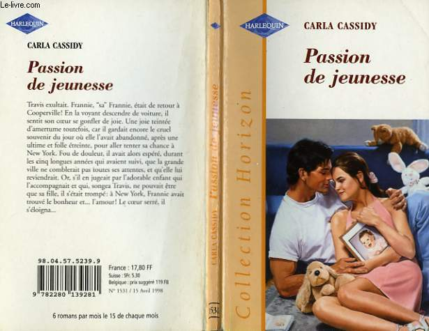 PASSION DE JEUNESSE - PREGNANT WITH HIS CHILD...