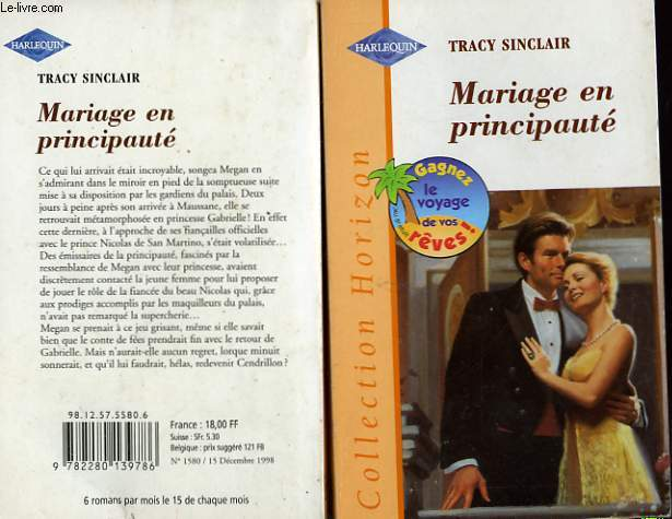 MARIAGE EN PRINCIPAUTE - THE PRINCESS GETS ENGAGED