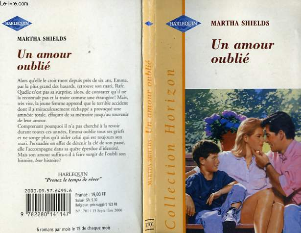 UN AMOUR OUBLIE - HUSBAND FOUND