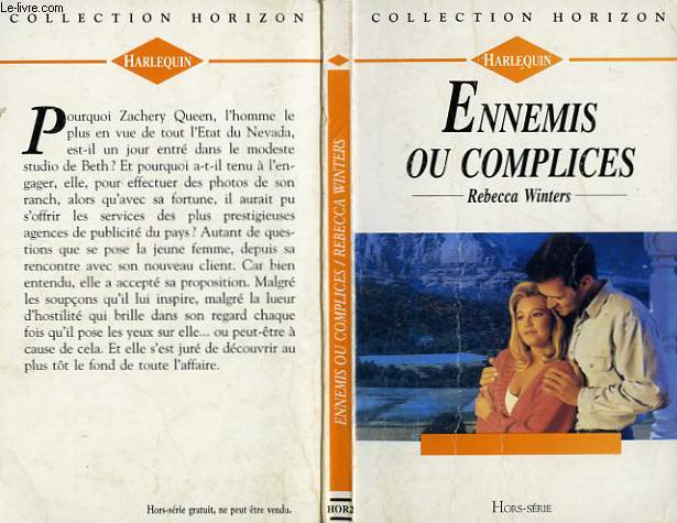 ENNEMIS OU COMPLICES - THE RANCHER AND THE REDHEAD