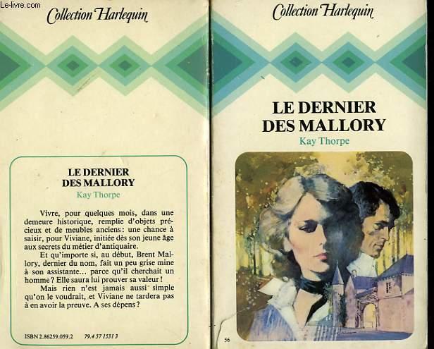 LE DERNIER DES MALLORY - THE LAST OF THE MALLORY'S