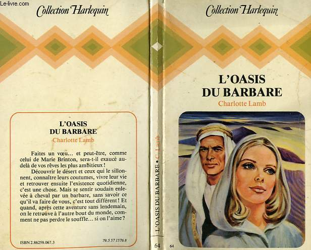 L'OASIS DU BARBARE - DESERT BARBARIAN