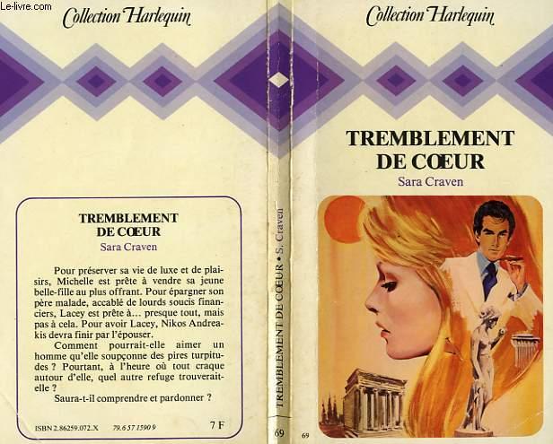 TREMBLEMENT DE COEUR - STRANGE ADVENTURE