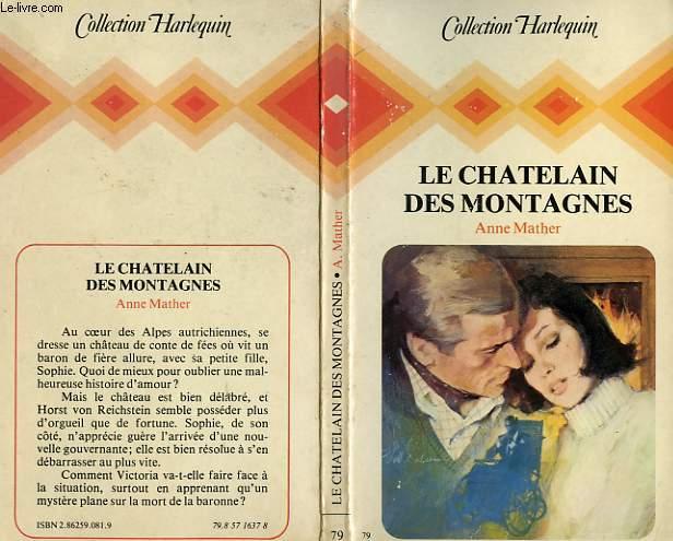 LE CHATELAIN DES MONTAGNES - THE RELUCTANT GOVERNESS