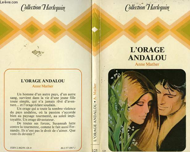 L'ORAGE ANDALOU - THE JAPANESE SCREEN