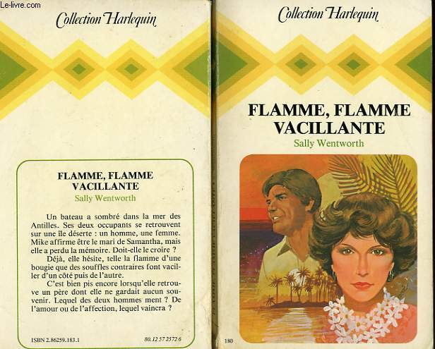 FLAMME, FLAMME VACILLANTE - CANDLE IN THE WIND