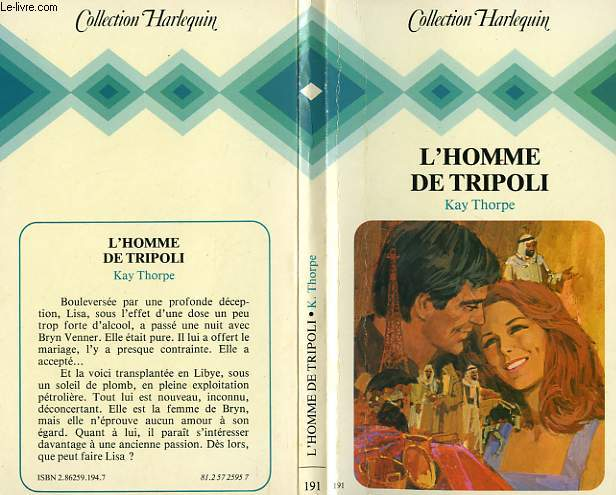 L'HOMME DE TRIPOLI - THE MAN FROM TRIPOLI
