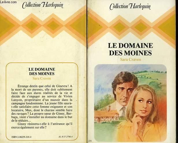 LE DOMAINE DES MOINES - SHADOW OF DESIRE