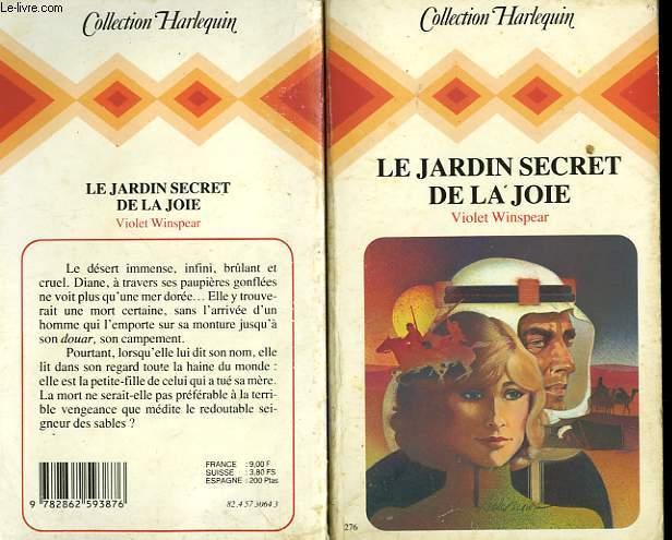 Le jardin secret de la joie the sheik s captive winspear for Le jardin secret des hansen