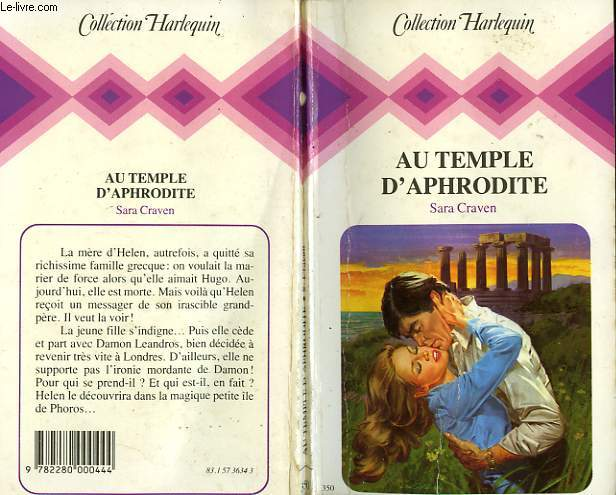 AU TEMPLE D'APHRODITE - MOON OF APHRODITE