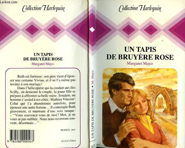 UN TAPIS DE BRUYERE ROSE - AFRAID TO LOVE