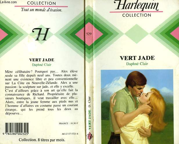 VERT JADE - A RULING PASSION