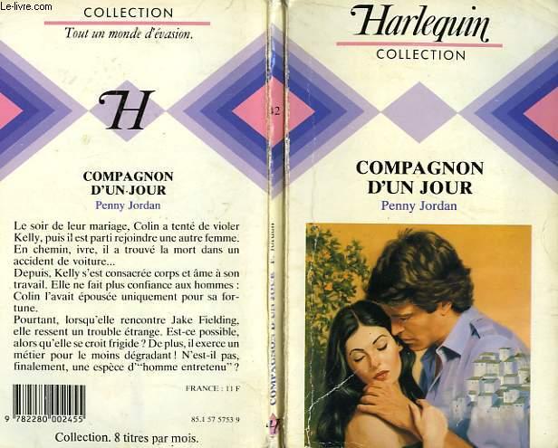 COMPAGNON D'UN JOUR - MAN-HATER
