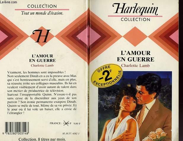 L'AMOUR EN GUERRE - LOVE GAMES