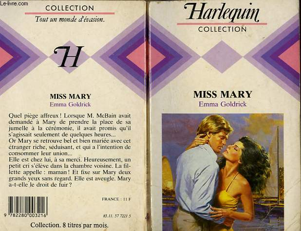MISS MARY - MISS MARY'S HUSBAND
