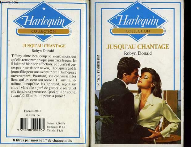 JUSQU'AU CHANTAGE - AN UNBREAKABLE BOND