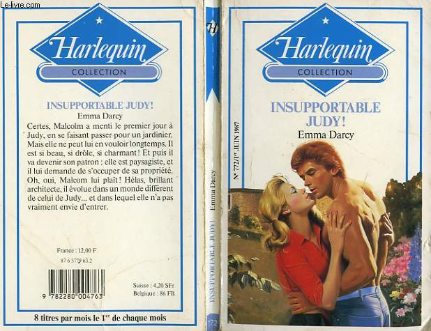 INSUPPORTABLE JUDY ! - THE IMPOSSIBLE WOMAN