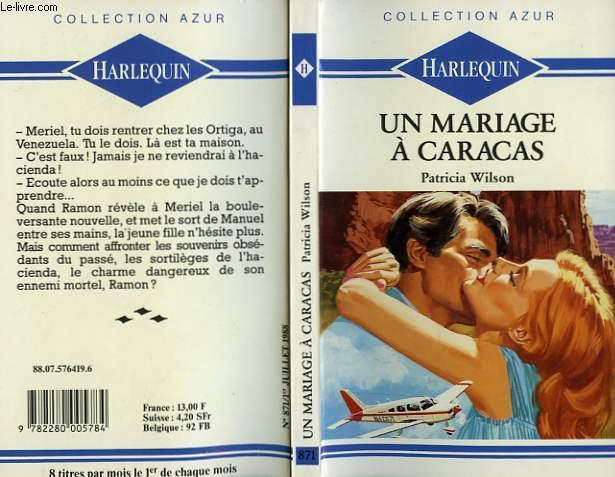 UN MARIAGE A CARACAS - THE ORTIGA MARRIAGE