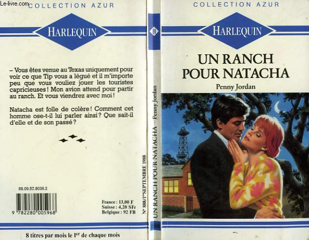 UN RANCH POUR NATACHA - FIGHT FOR LOVE